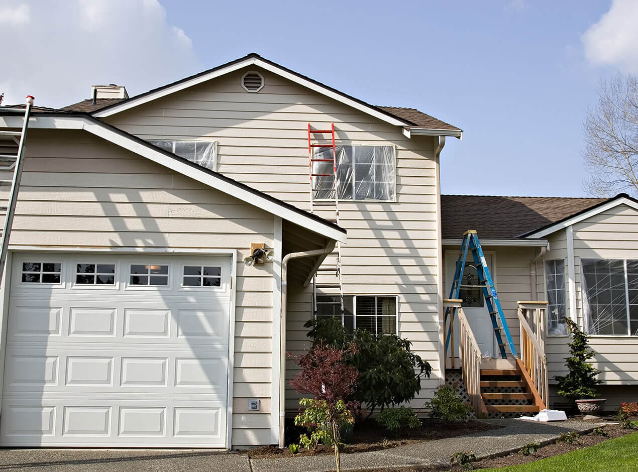 Bellevue Painting Contractor, Painting Company and House Painting